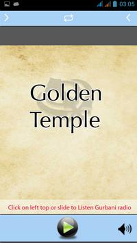 Golden Temple Live poster