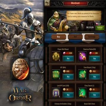 Guide War And Order screenshot 3