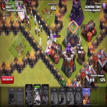 Guide Clash Of Clans  2018 screenshot 1