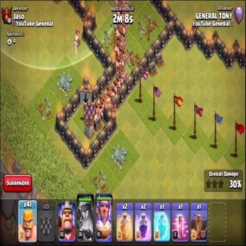 Guide Clash Of Clans  2018 screenshot 3