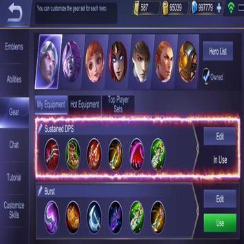 Mobile Legend Bang Bang(Guide 2018) screenshot 1