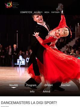 DanceMasters apk screenshot