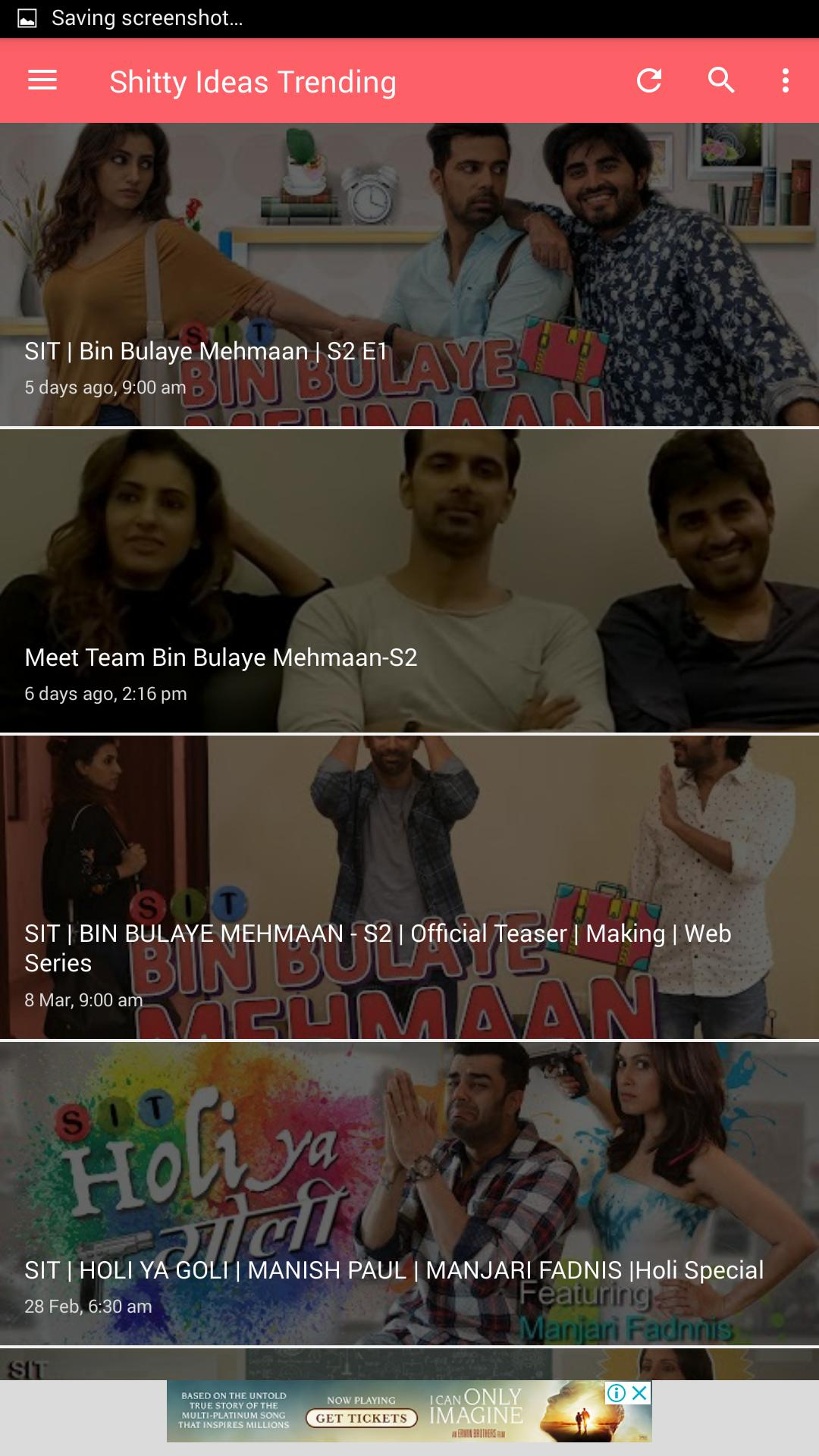 South Cinema - South Indian Hindi Dubbed Movie App for