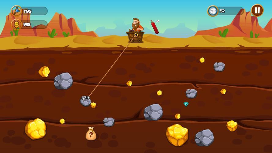 gold mining games - 889×500
