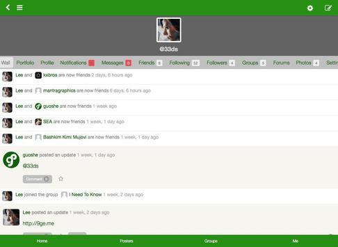 GoldPoster screenshot 4