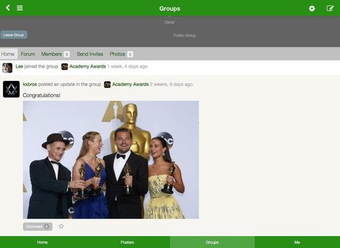 GoldPoster screenshot 6