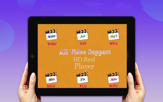 vedio Golde  player HD apk screenshot