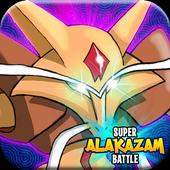 Super Alakazam Battle icon
