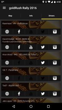 goldRush Rally 2016 apk screenshot
