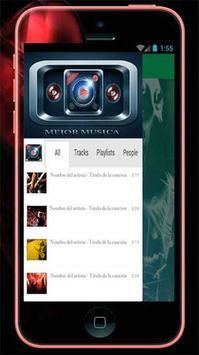 Canciones Musica y Letras-Maite Perroni apk screenshot