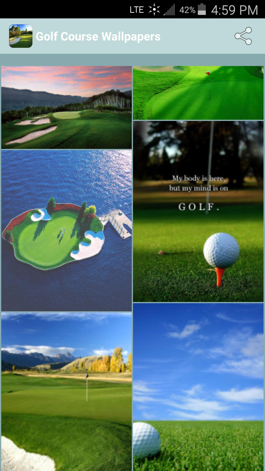 Golf Course Wallpapers For Android Apk Download