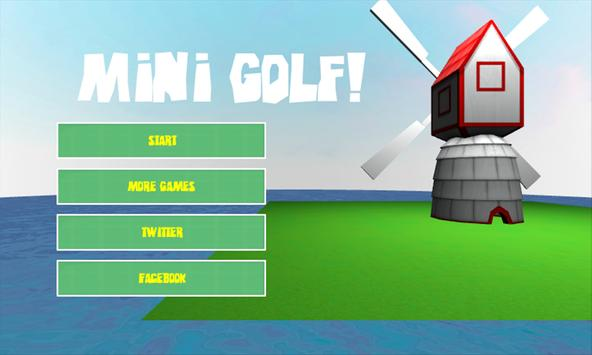 Mini GOLF 3D screenshot 12
