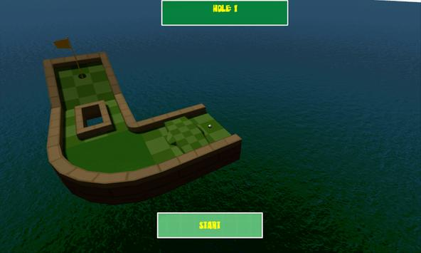 Mini GOLF 3D screenshot 13