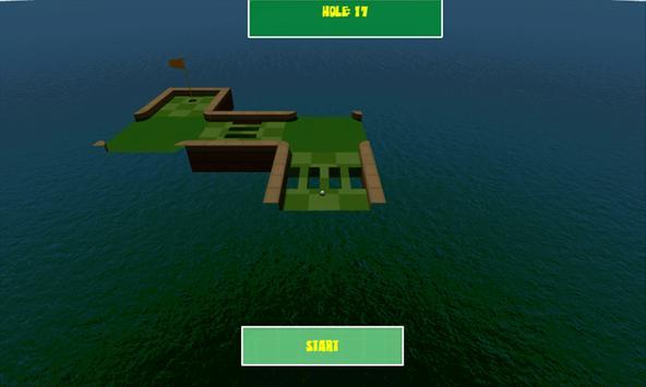 Mini GOLF 3D screenshot 4