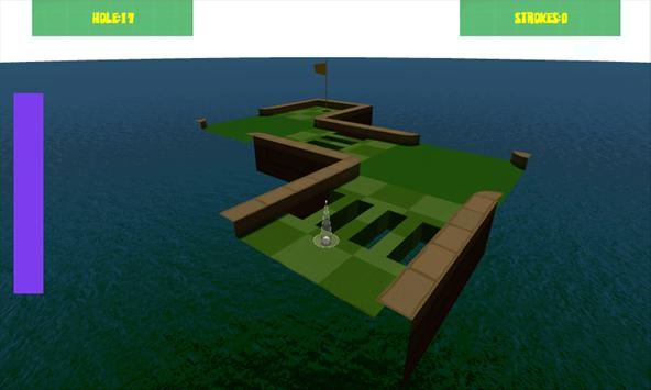 Mini GOLF 3D screenshot 5