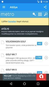 Golf Türkiye screenshot 2