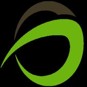 Green Golf icon