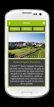 GOLF DOLCE FREGATE PROVENCE screenshot 6