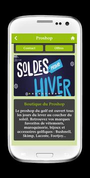 GOLF DOLCE FREGATE PROVENCE screenshot 7