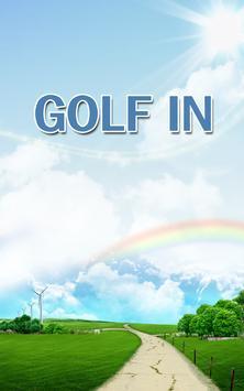 골프인 Plakat