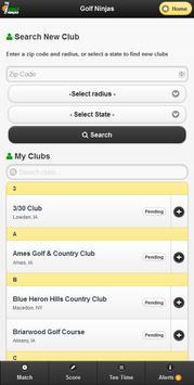 Golf Ninjas apk screenshot