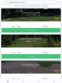 GolfBook screenshot 11