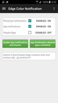 Edge Color Notifications screenshot 7