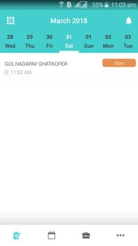 Goli Vada Pav Task Manager- On The Field screenshot 1