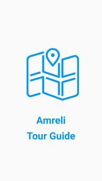 Amreli Tour Guide poster