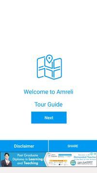 Amreli Tour Guide apk screenshot