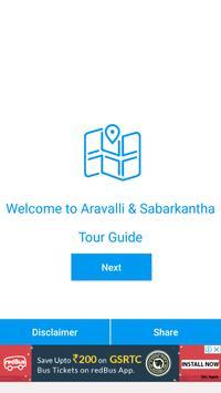 Aravalli & Sabarkantha Tour Guide apk screenshot