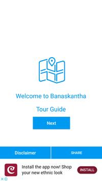 Banaskantha Tour Guide screenshot 1