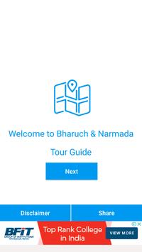 Bharuch & Narmada Tour Guide screenshot 1