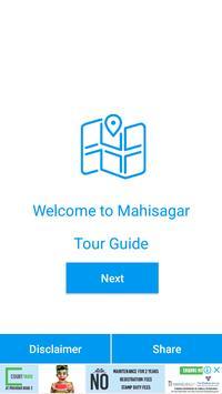 Mahisagar Tour Guide screenshot 1