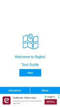 Rajkot Tour Guide apk screenshot