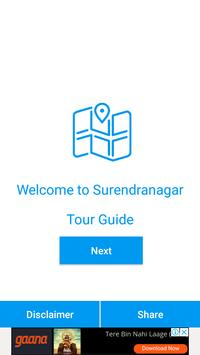 Surendranagar Tour Guide apk screenshot