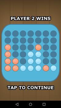 لعبه سيجا : 4 في صف واحد screenshot 2