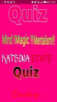 KATSINA STATE QUIZ poster