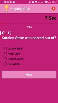 KATSINA STATE QUIZ screenshot 4