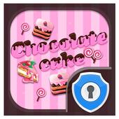 ChocolatecakeTheme AppLockPro icon