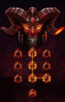 Devil Theme AppLock Theme apk screenshot
