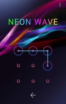 Neon Wave ThemeAppLoc ProTheme apk screenshot