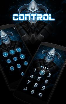 Control Theme - AppLock Theme poster