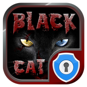 blackcat Theme - AppLock Theme icon