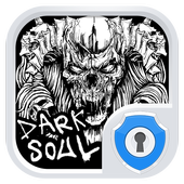 darksoul Theme - AppLock Theme icon