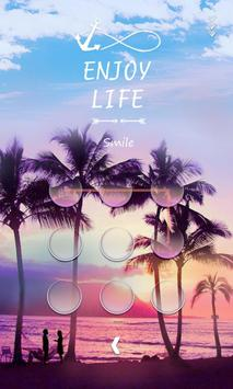 enjoylife Theme AppLock  Theme poster