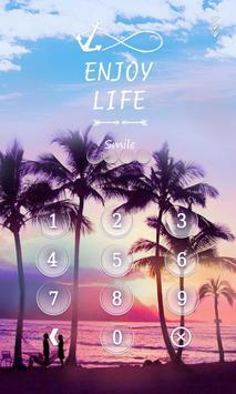 enjoylife Theme AppLock  Theme apk screenshot