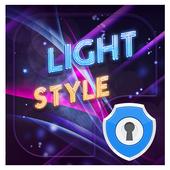 lightstyle Theme AppLock Theme icon