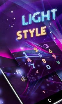 lightstyle Theme AppLock Theme poster