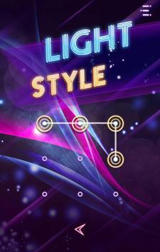 lightstyle Theme AppLock Theme apk screenshot